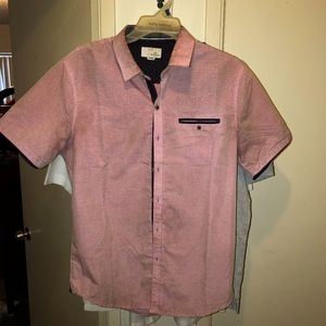 Craft And Flow Men's Short Sleeve Button Up